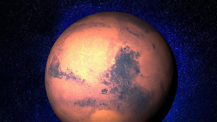 How Long Does Mars Take to Spin on Its Axis?