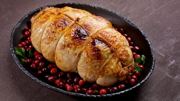 How Long Should I Bake a 5 Lb Turkey Breast?
