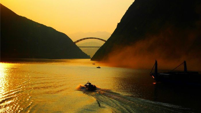 What Is the Longest River in Asia?