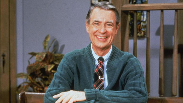 Who Made Mr. Rogers' Cardigans?
