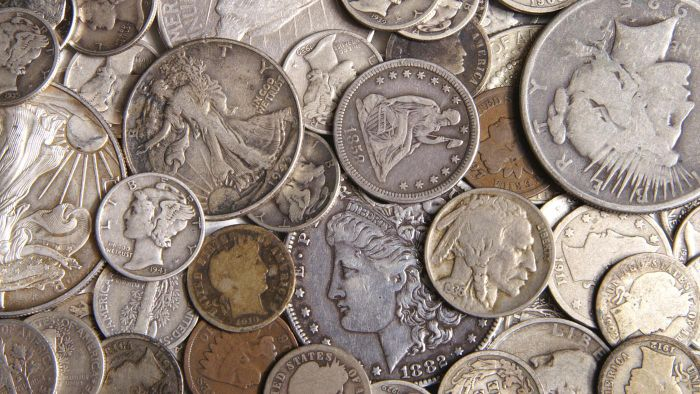 What is made out of nickel?