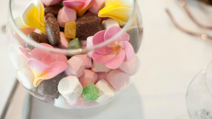 How Do You Make Candy Centerpieces?