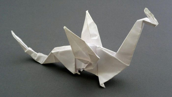 How Do You Make Paper Dragons?