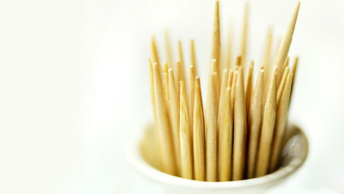 How Do You Make a Structure Out of Toothpicks?