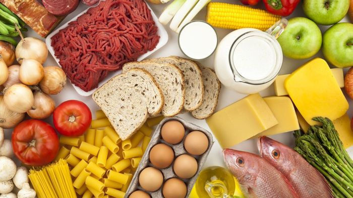 What Is a List of Food Diets?