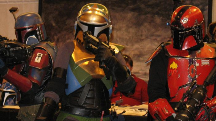 What is a Mandalorian armor?