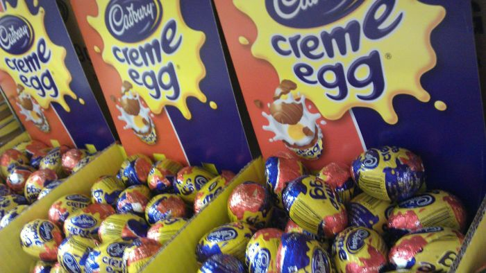 How Many Calories Are in a Creme Egg?