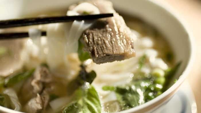 How Many Calories Does Pho Soup Have?