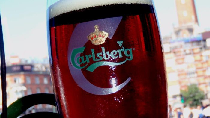 How Many Calories Are in a Pint of Carlsberg?