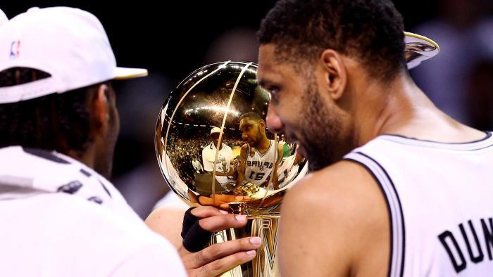 How Many Championship Rings Does Tim Duncan Have?