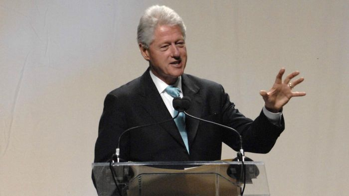 How Many Children Did Bill Clinton Father?