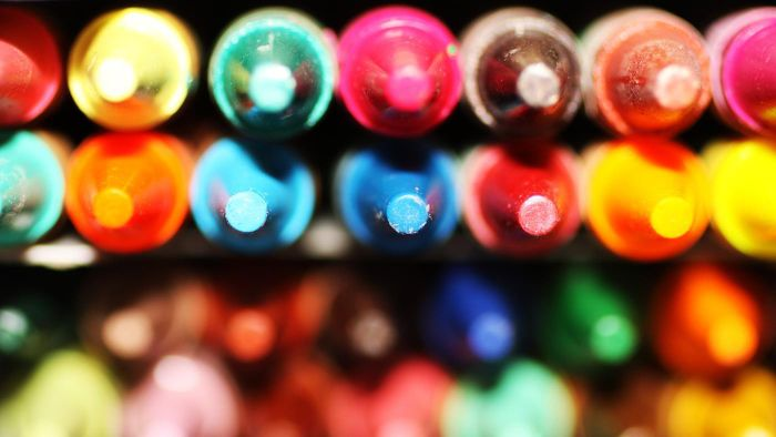 How Many Colors Were in the First Box of Crayola Crayons?
