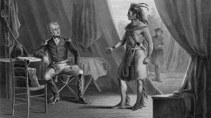 How Many Duels Was Andrew Jackson Involved In?