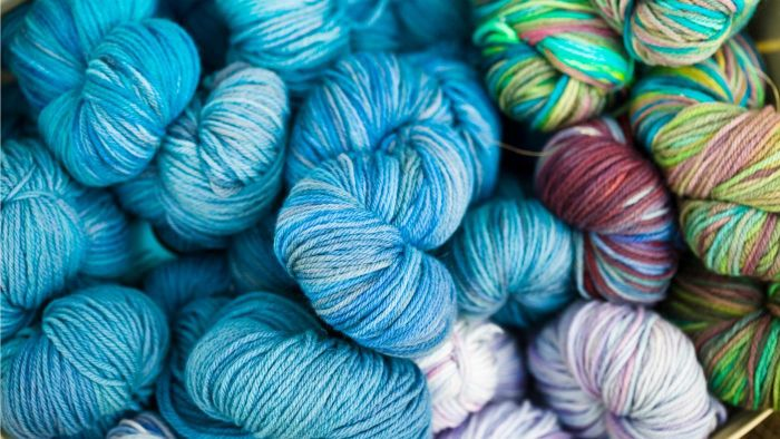 How Many Feet Are in a Skein of Yarn?