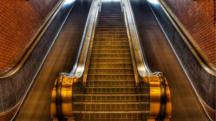 How many flights of stairs equal a mile?