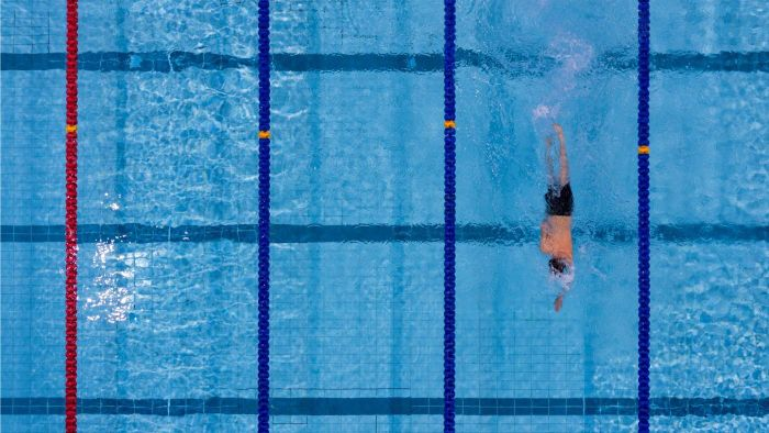 How Many Laps Is 400 Meters In A Pool
