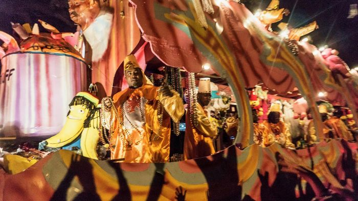 How Many Mardi Gras Parades Take Place in New Orleans?