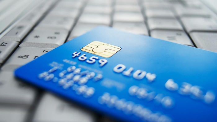 How many numbers does a credit card have?