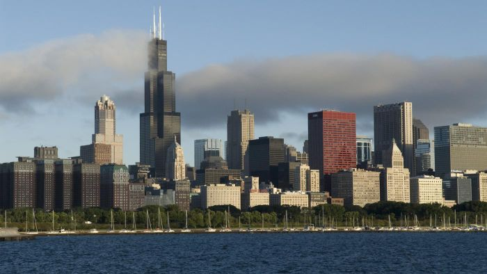 How many people died building the Sears Tower?