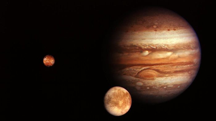 How many satellites does Jupiter have?