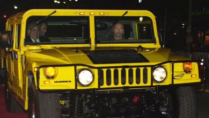How many seats does a Hummer have?