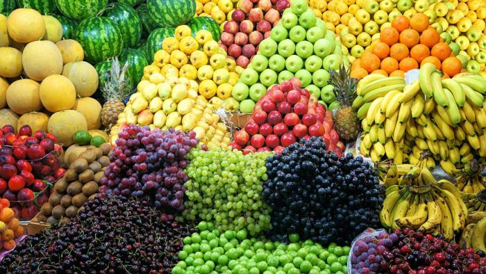 How many types of fruits are there in the world - Different types of cuisines in the world ...