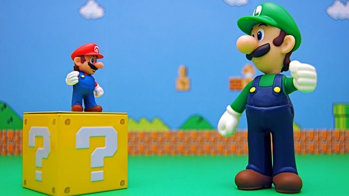 How Many Younger Brothers Does Mario Have?