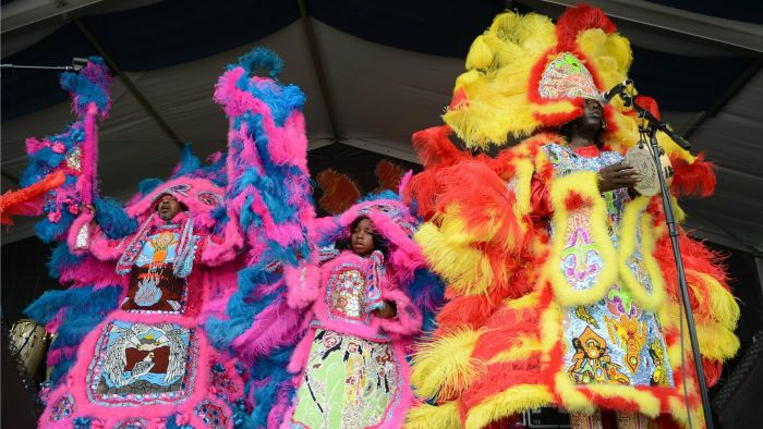 Who Are the Mardi Gras Indians?