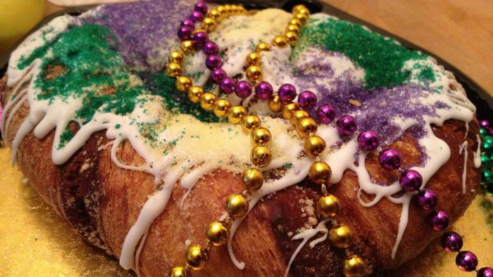 What Is a Mardi Gras King Cake?