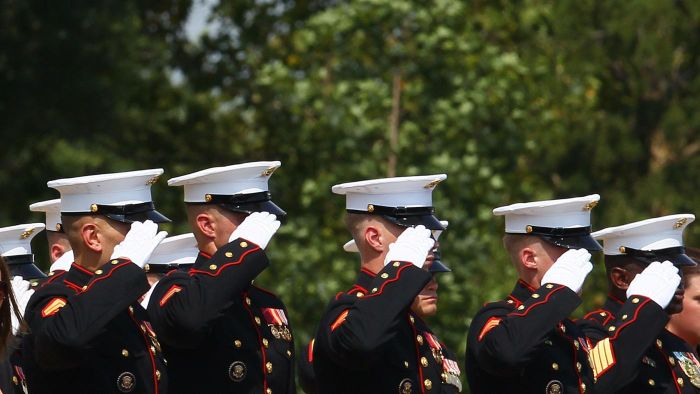 Why Do Marines Have Crossed Rifles As a Symbol?