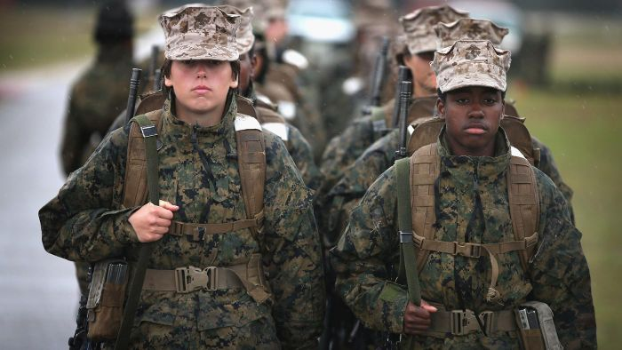 "Why Do Marines Say ""ooh Rah""?"