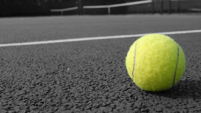 What Is the Mass of a Tennis Ball?