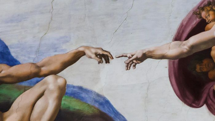 What Materials Did Michelangelo Use?
