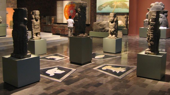 What are the Mayas, Incas and Aztecs?