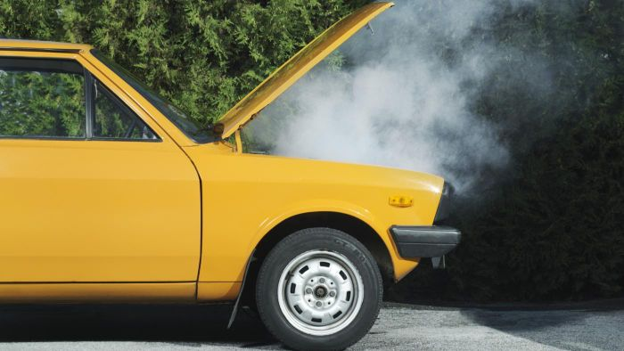 What Does It Mean If a Car Emits White Smoke?
