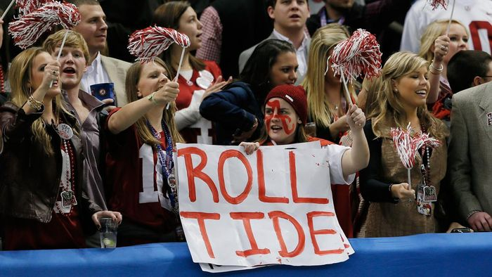 What Is the Meaning of Crimson Tide?