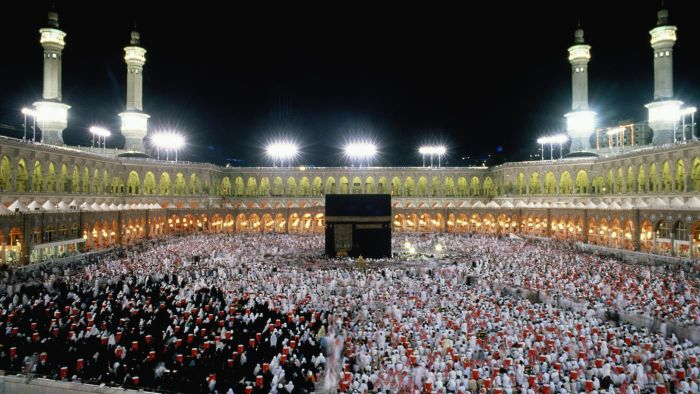 Where Is Mecca Located?