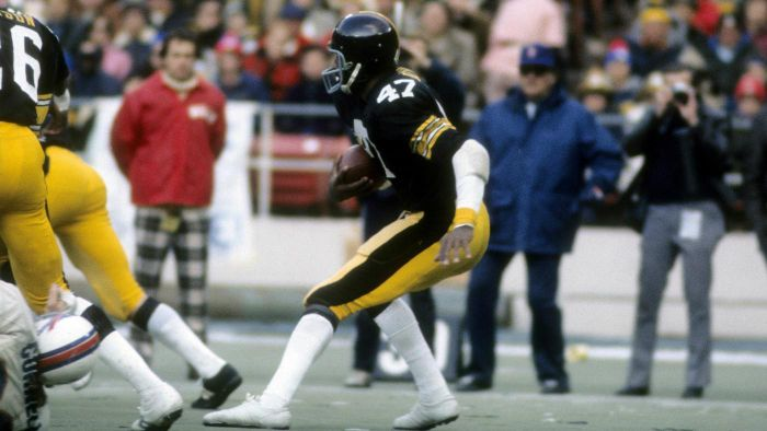 Who Is Mel Blount?