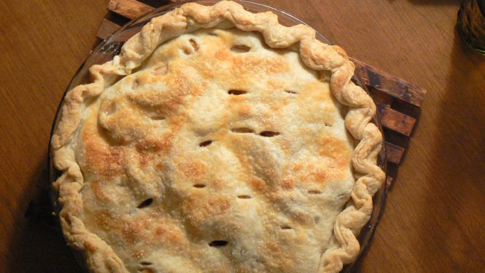 What Is in Mincemeat Pie?