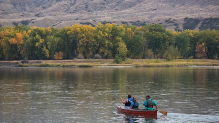 Where Does the Missouri River Begin and End?