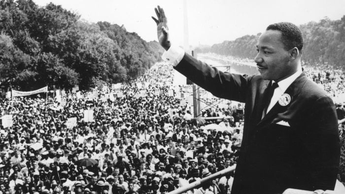 What Was MLK's  March on Washington?