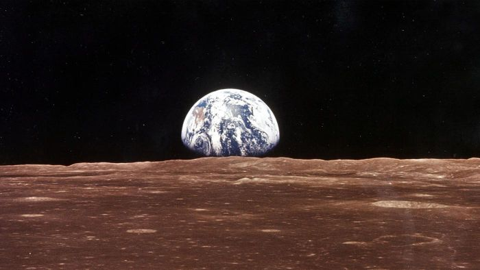 Is the Moon Moving Farther Away From Earth?