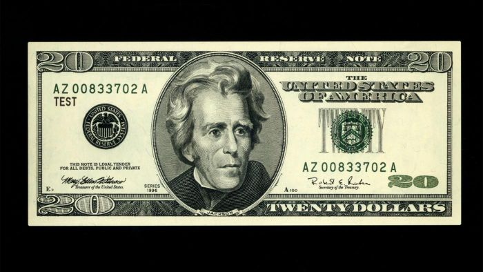 How Much Does a $20 Bill Weigh?