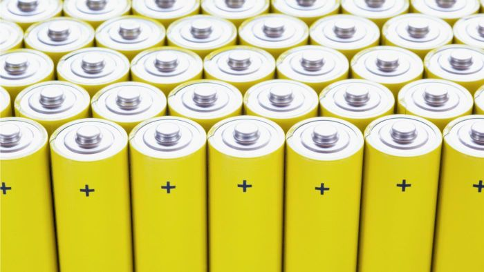 How Much Does an AA Battery Weigh?