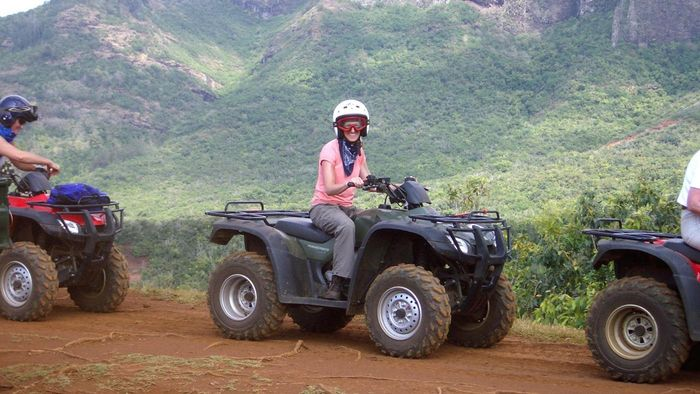 How Much Does an ATV Weigh?