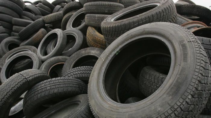 How Much Does a Car Tire Weigh?