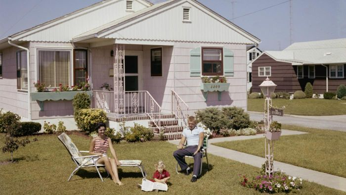 How Much Did a House Cost in 1960?