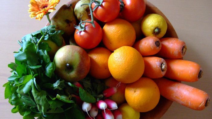 How Much Fruit and Vegetables Should You Eat Every Day?