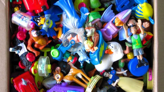How Much Are Happy Meal Toys Worth?