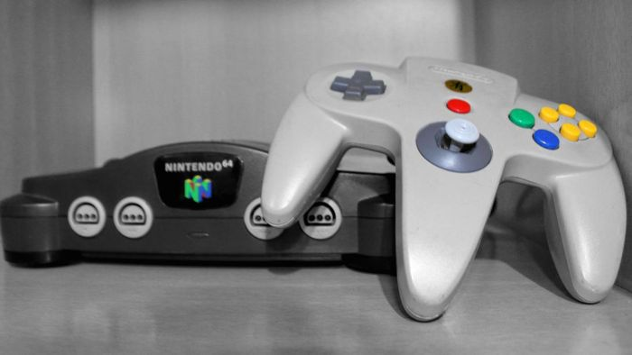 How much money is a Nintendo 64 worth?